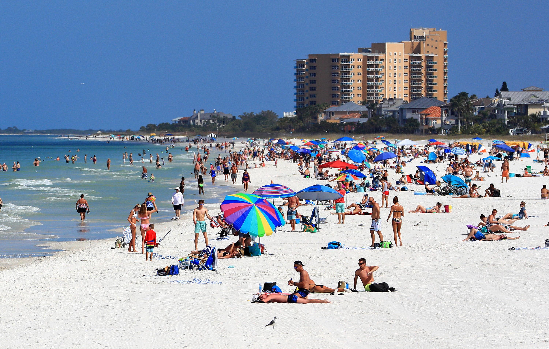 Florida spring-breakers test positive for coronavirus
