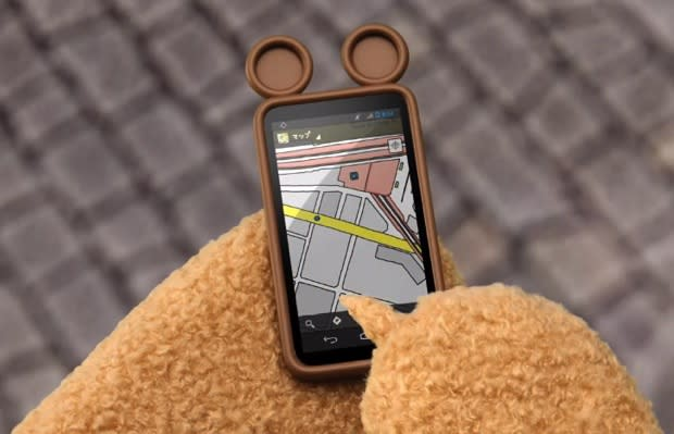 Google Maps on web and Android adds bus routing for Japan, guides teddy bears quickly (video)