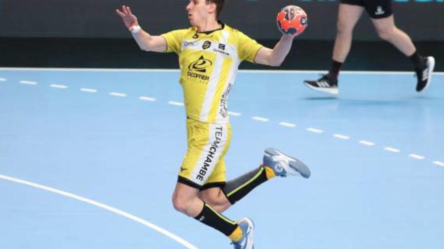 Hand - Lidl StarLigue - Chambéry dompte Cesson-Rennes en match en retard de la 7e journée de Lidl Starligue