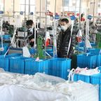 China's Exports Take a Hit as the Country Faces a New Wave of Coronavirus Cases
