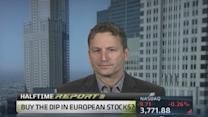 Buy the dip in European stocks?