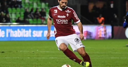 Foot - L1 - Metz - Metz avec Milan Bisevac, sans Benoît Assou-Ekotto contre Caen