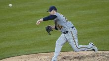Narvaez, Anderson lead Brewers to 9-0 rout of Pirates