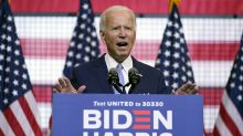 """Joe Biden: """"Donald Trump Failed To Protect America, So Now He's Trying To Scare America"""""""