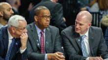 Hubert Davis Adds Sean May, Jeff Lebo to UNC Staff