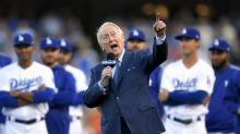 Hall of Fame broadcaster Vin Scully turns 93
