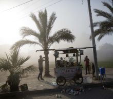 The Latest: Hamas says it agrees to ceasefire in Gaza