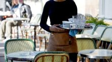 France's cafes, restaurants reopen, but in Paris, only the terraces