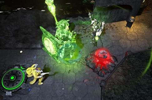 Infinite Crisis introduces Arcane Green Lantern in new video