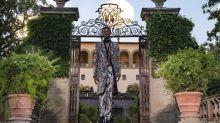 Givenchy men's show brings Asian street style to Italian villa