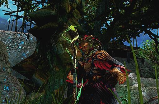 Flameseeker Chronicles: The true nature of Guild Wars 2's Sylvari