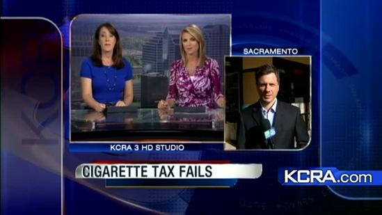 The 'no side' wins on Prop 29 cigarette tax