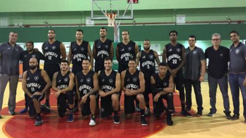 Botafogo vence os dois primeiros jogos da Liga Ouro de basquete