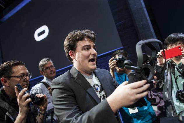 Palmer Luckey donates to software that breaks Oculus exclusivity
