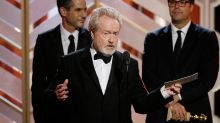 Golden Globes: Ridley Scott Scoots 'All the Money in the World' in Under the Wire (EXCLUSIVE)