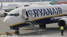 Ryanair says passenger numbers set to halve