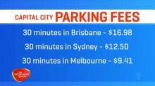 Brisbane has highest short term parking in the nation