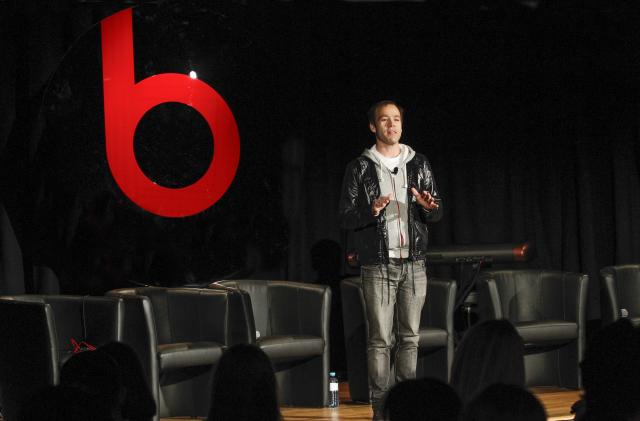 Beats president Luke Wood is stepping down