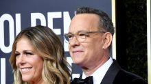 Tom Hanks jokes that his donated blood should go toward a coronavirus vaccine called the 'Hank-ccine'