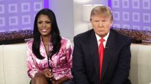 Trump claims that 'Apprentice' producer Mark Burnett confirms no racist-slur tape exists in latest Omarosa attack