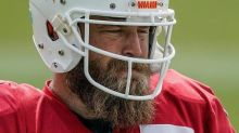 """Distraught"" Ryan Fitzpatrick exits field before Dolphins scrimmage"