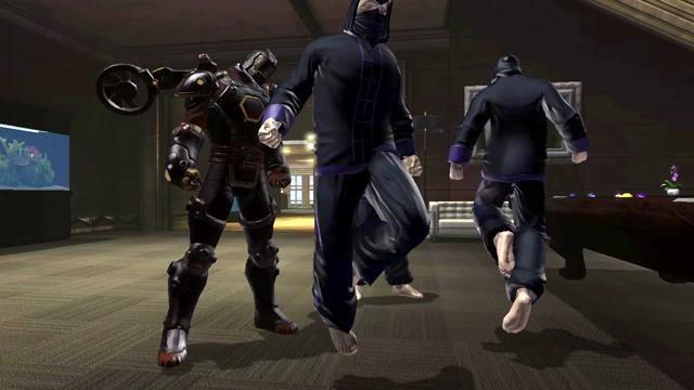 DC Universe Online: Home Turf - Mainframe Trailer