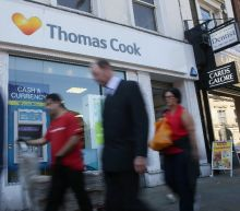 Thomas Cook shares collapses on broker warning