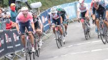 Cyclisme - Flèche Wallonne - Michael Woods, 3e de la Flèche Wallonne: «Marc Hirschi était trop fort»