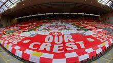 Liverpool receberá troféu da Premier League na arquibancada 'The Kop' em Anfield
