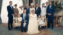 Prinz Louis: Süße Details auf Tauf-Fotos