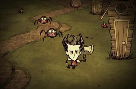 Klei releases early prototype footage of Don't Starve Together