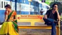 Nagpur Police Posts 'Chennai Express' Meme on 'Social Distancing'