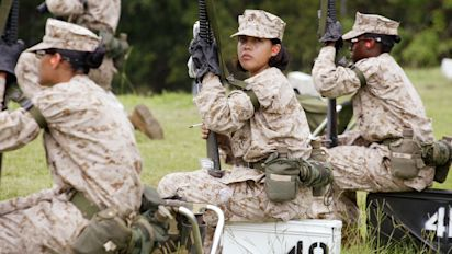 Servicewomen slam op-ed calling them unfit for combat