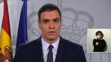 """Sánchez: """"Europa no puede fallar esta vez"""""""