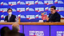 Maduro pede ajuda à China e abre portas para investimentos na indústria da Venezuela