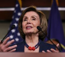 Pelosi calls for U.S. and world leaders to boycott China's 2022 Olympics
