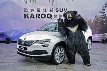 百萬內入手更實惠!Skoda Karoq黑熊特仕版限量上市、「黑熊夢想計畫」預告啟動