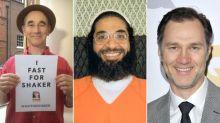 Actors Go On 'Hunger Strike' For Last British Guantanamo Prisoner