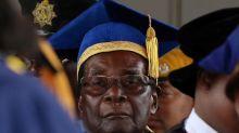 Robert Mugabe Sacked As Zimbabwe's ZANU-PF Party Leader And Told To Resign As President