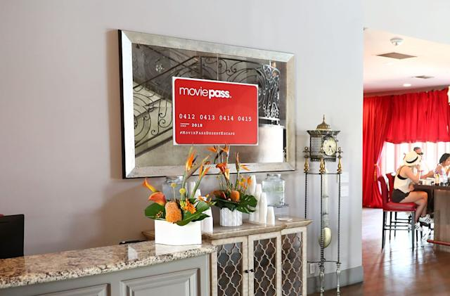 MoviePass parent company gets into the film production business