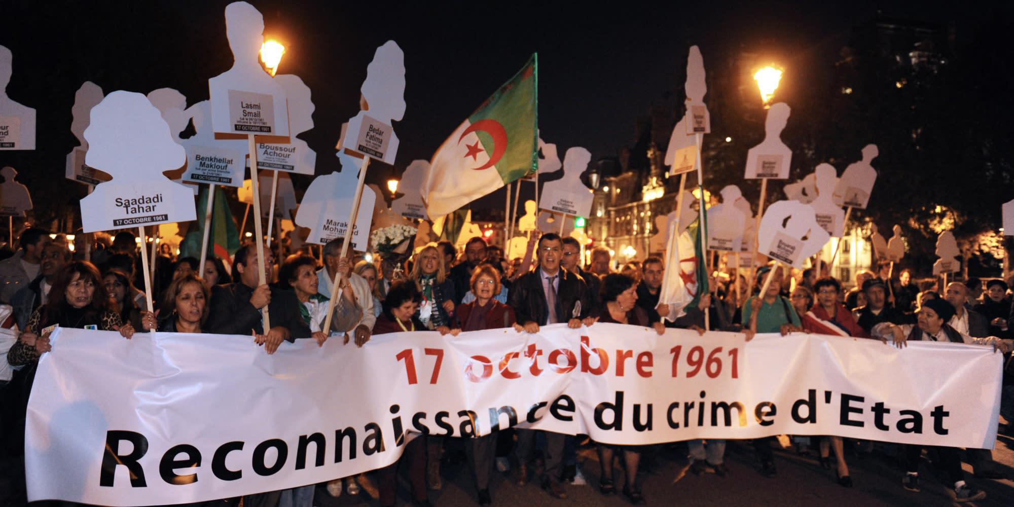 Massacre du 17 octobre 1961 : une commémoration inédite de la part de la France
