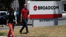 Chip stocks fall as Broadcom delivers 'particularly worrisome' commentary