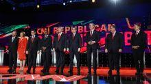 Why Jeb Bush, Chris Christie, Carly Fiorina and Lindsey Graham say they won last night's GOP debate