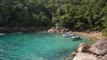 Brasil: un argentino murió en un crucero en Ilha Grande
