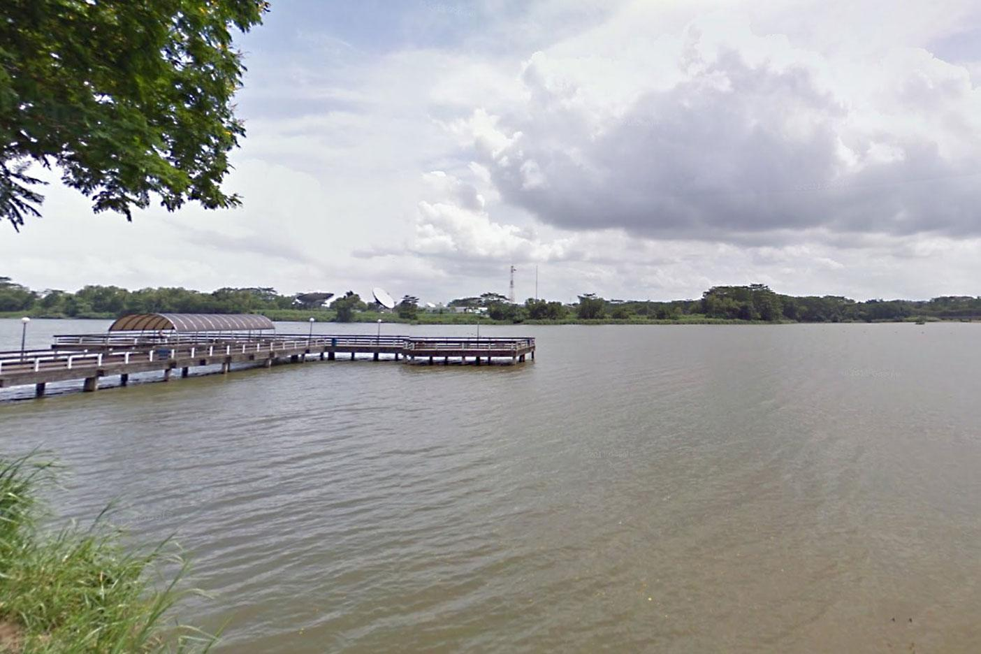 Crocodile spotted at Lower Seletar Reservoir, water and fishing activities suspended: PUB