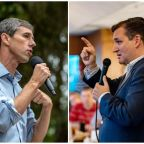 Beto O'Rourke faces Ted Cruz in Texas Senate race showdown