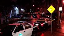 Suspect shot by SF police after trying to run over cop