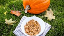 A few ingredients is all it takes to make these perfect roasted pumpkin seeds