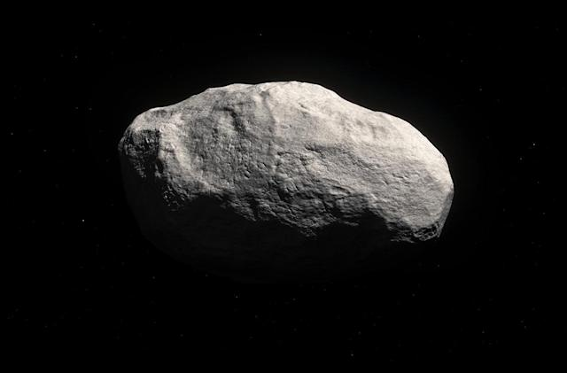 Scientists find a tailless comet from Earth's early days