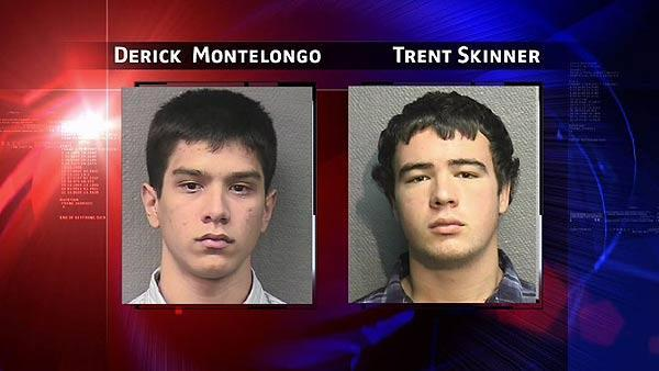 One of two teens accused of threatening graffiti due in court